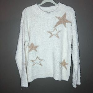 Hem & thread star sweater